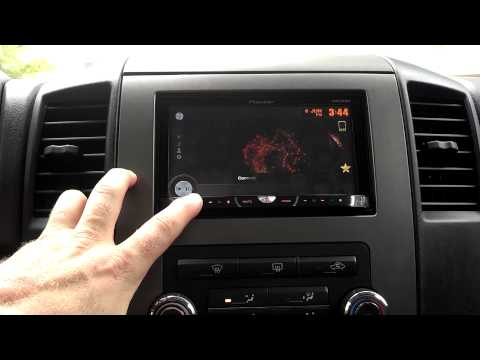 Pioneer AVH-X4500BT review non iphone
