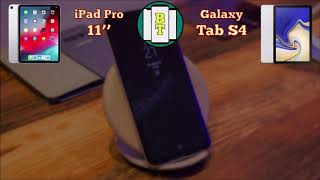 iPad Pro 11 Inches vs Samsung Galaxy Tab S4 10 5 Inches