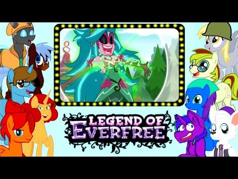 Analyst Bronies React: Legend of Everfree