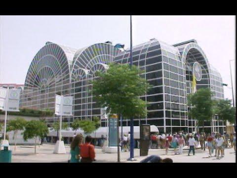 Expo 92: Pabellón de la Santa Sede