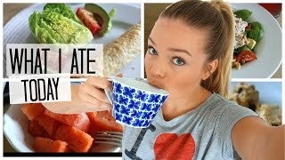 What I Ate Today ♡ A Full Day of Eating
