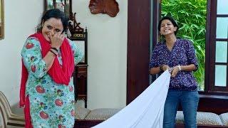 Uppum Mulakum│ബാലുവിന് ചേട്ടൻ കൊടുത്ത മുണ്ട് ലച്ചു കരിച്ചു | Flowers│EP# 316