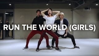 Download Lagu Run The World (Girls) - Beyonce / Lia Kim Choreography Gratis STAFABAND