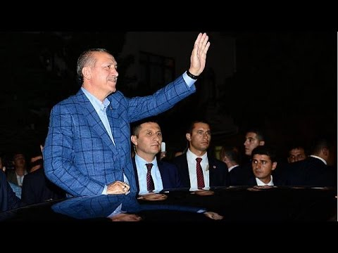 Erdogan makes presidential plans after Turkish election win