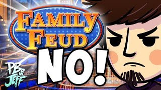 Family Feud (SNES) - MOM SAYS NO!