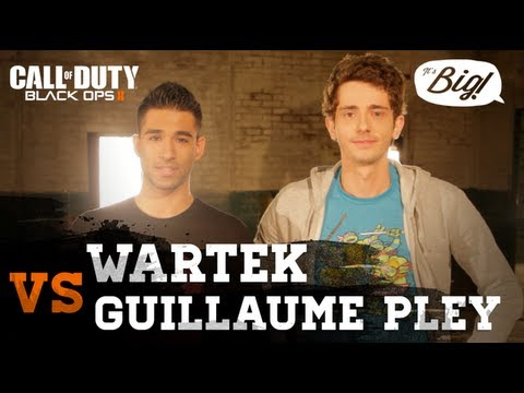 WaRTeK VS Guillaume Radio 2.0 - 1vs1 sur Black Ops 2