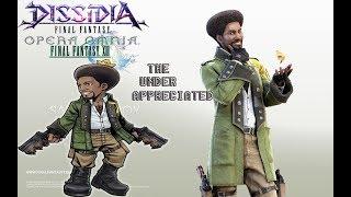 Dissidia Final Fantasy: Opera Omnia THE UNDER APPRECIATED: SAZH