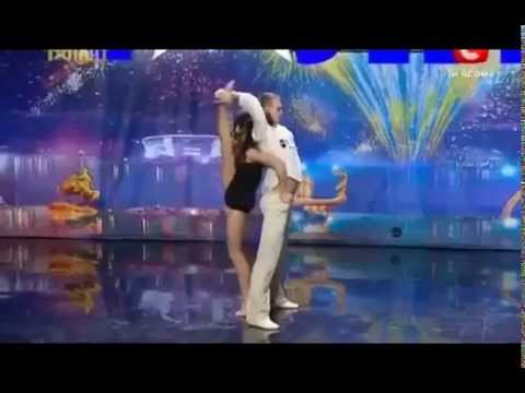 Tum Hi Ho - Aashiqui 2 (awesome Dance) (ukrain Got Talent) video