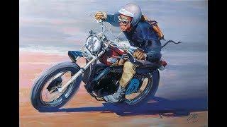 Malcolm's Bike Stories