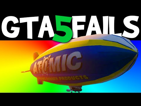 GTA 5 FAILS – EP. 1 (Funny Moments Compilation Online Grand Theft Auto V Gameplay)