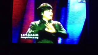 Joseph Prince : witches' pyramid slow motion