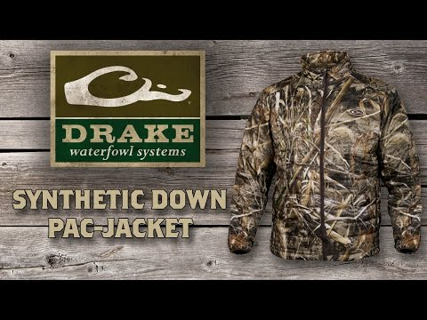 Synthetic Down Pac-Jacket