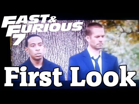 Fast And Furious 7 | Official Pre-recorded Trailer | First Look F&f7 video