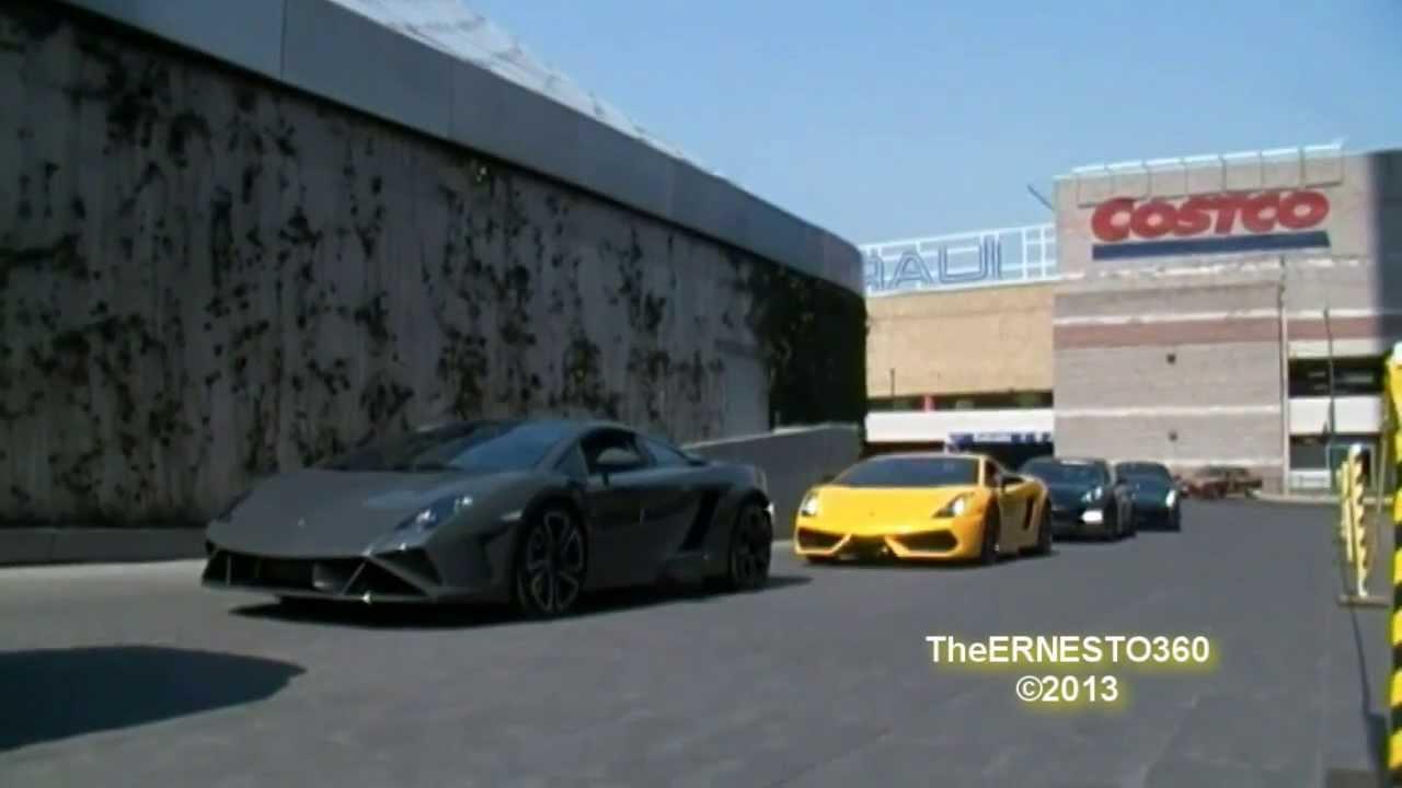 Super Autos Ex 243 Ticos En M 233 Xico D F Plaza Carso Youtube