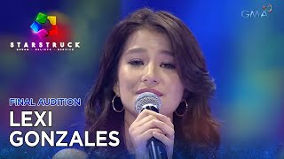 StarStruck: Lexi Gonzales | Final Audition