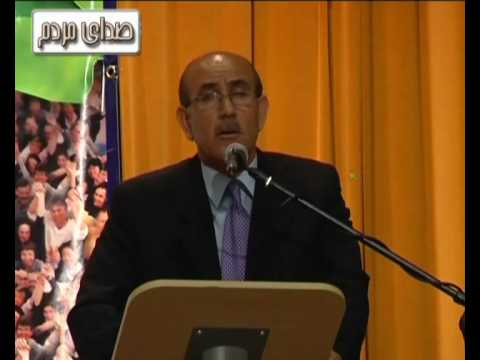 Supporters of Dr. Abdullah Abdullah in London: Abdul Rahim Habibi's speech. Part1