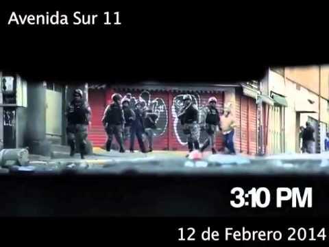 Maduro y Rodríguez Torres son los culpables de la violencia del 12F