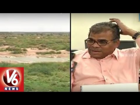 Ground Report | Diamond Mines in Fields of Mahabubnagar District | V6 News