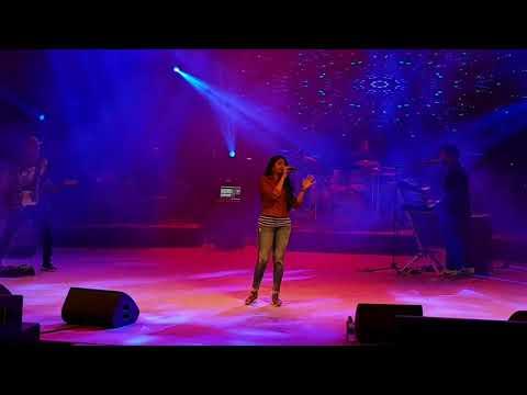 Bhoomi Trivedi 'Ram Chahe Leela' With Salim Sulaiman In IIT Delhi Rendezvous 2017