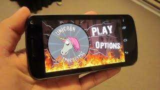 Unicorn Apocalypse - Review for Android