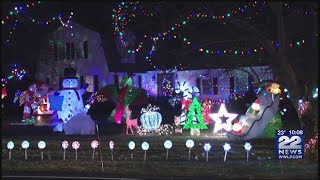 'Tis the season for outdoor holiday displays across western Massachusetts