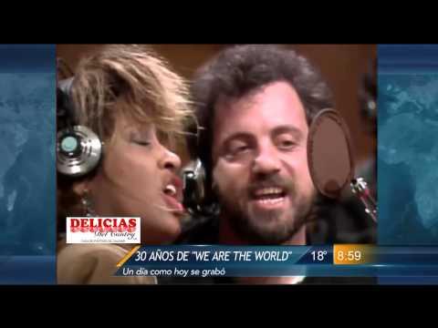 Las Noticias - Se cumplen 30 años de la grabación de