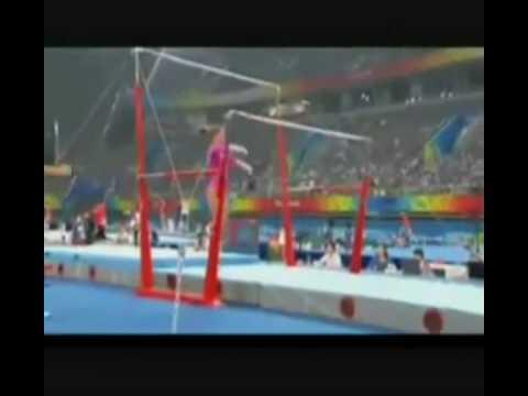 gymnastic crotch fails