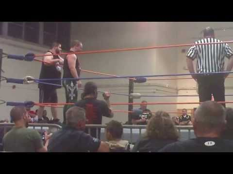 Kevin Steen & Jason axe vs Terry funk &spike part1