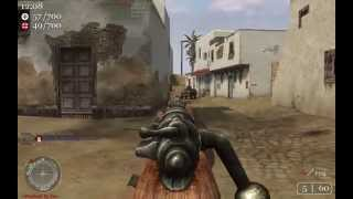 Call of Duty 2 Vrijeđanje u serveru HD