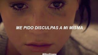 Demi Lovato - sober (español)