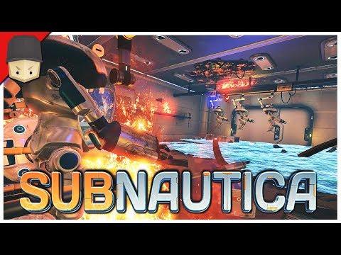 SUBNAUTICA - Inside The Spaceship! : Ep.03 (Subnautica Full Release)