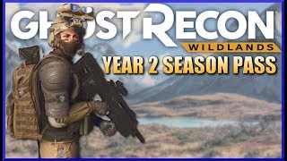 Ghost Recon Wildlands YEAR 2 SEASON PASS Review - Is it Worth it?