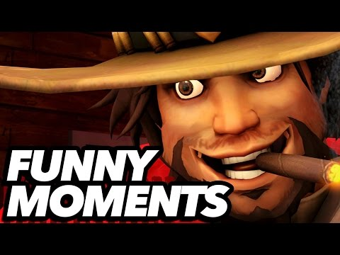 Overwatch Funny Moments - 20