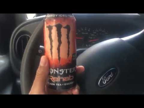 MONSTER ENERGY DRINK REVIEW