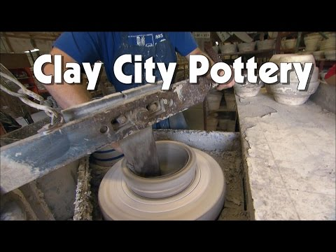 Clay City Pottery | The Friday Zone | WTIU | PBS