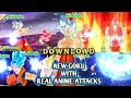 NEW DBZ TTT MOD ISO BT3 STYLE WITH NEW GOKU & JIREN ANIME ATTACKS DOWNLOAD