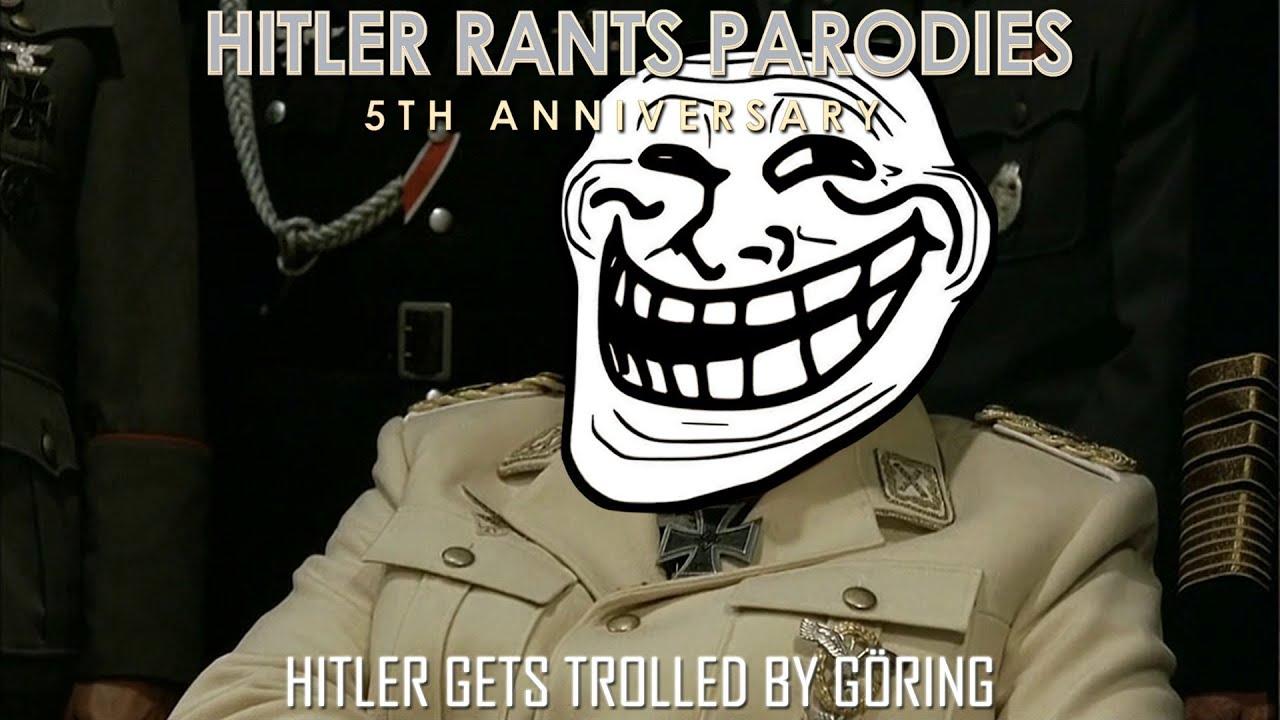 Hitler gets trolled by Göring