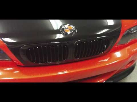 BMW M3 Video