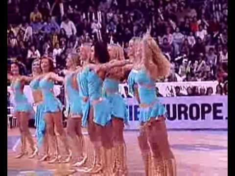 Khimki dancers sirtaki (allstar game 2007 cyprus) Music Videos