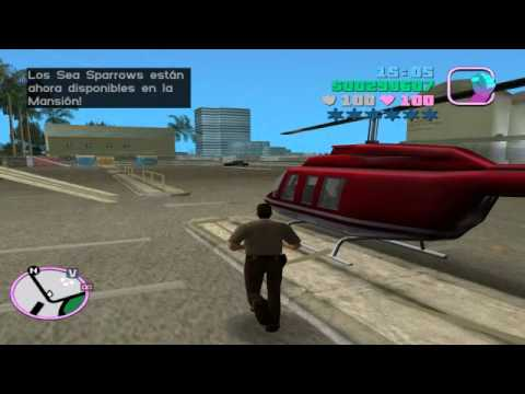 GTA Vice City - Hidden Packages Part #3 (100 Objetos Ocultos - Parte #3)