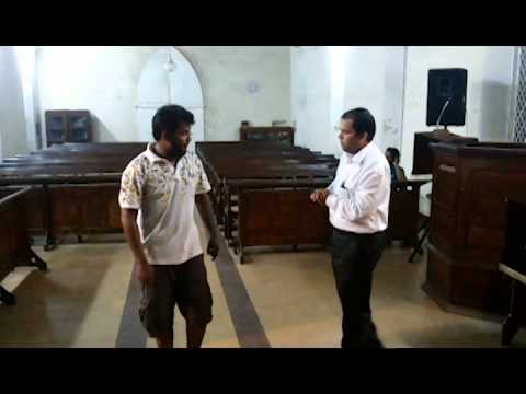 Christian Tamil Drama (final Rehearsal) video