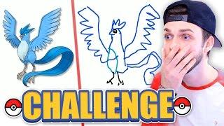 PokéDraw CHALLENGE - CAN YOU DO BETTER?!
