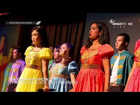 THE GREATEST SHOW By Voice of Indonesia