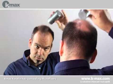 Microfibre capelli