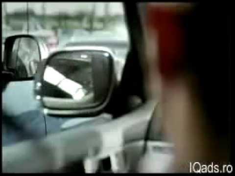 Cote de Pablo VW Commercial Video