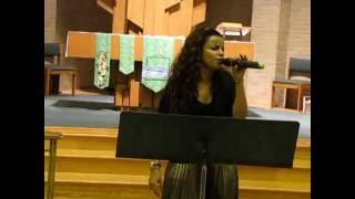 """Enda Wala Weha Endamarew"" - lily Tilahun Amazing Worship 2016"