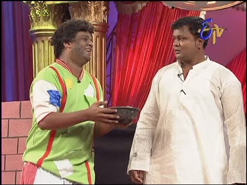 Jabardasth - జబర్దస్త్ –   Allari Harish Performance on 23rd October 2014