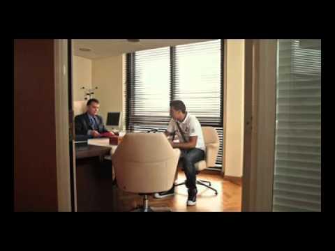 Film pédagogique: Entretient d'embauche
