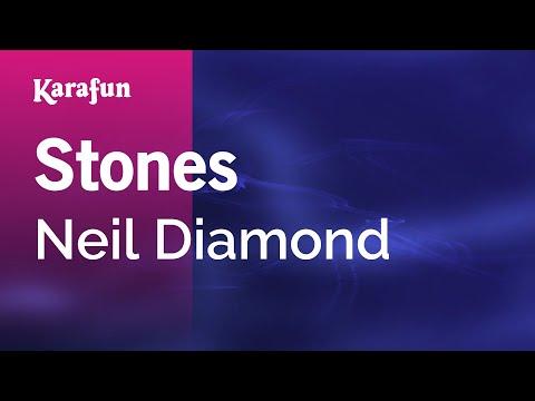 Karaoke Stones - Neil Diamond
