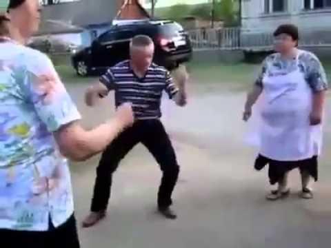 Деревенская дискотека      Живи с ПРИКОЛОМ